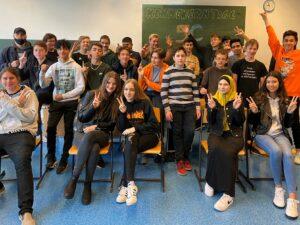 5c AntonKriegerGasse Kennenlerntage Projekttage Schulprojekttage Projektwoche Schulprojektwochen Schullandwochen Freispiel1