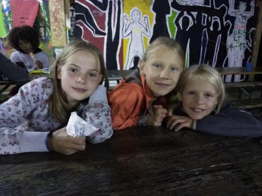 budo kids das bunte dorf sallingstadt zeltcamp sommerferien betreuung waldviertel niederoesterreich