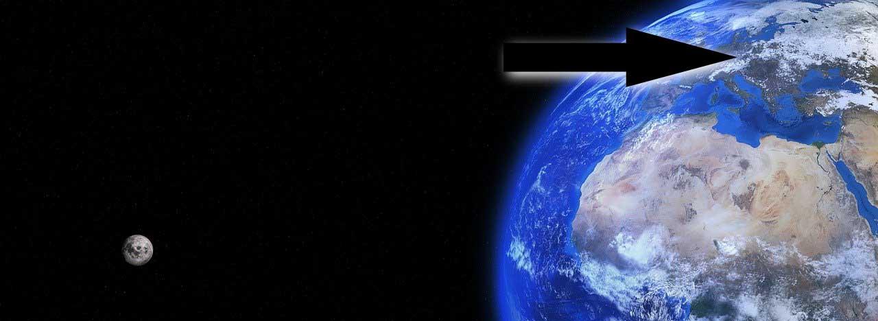 das bunte dorf earth arrow